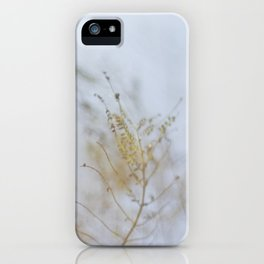 Spring Light iPhone Case