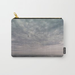 Flying seagull Carry-All Pouch