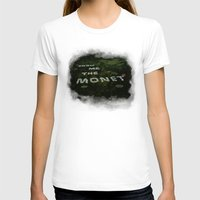 monet T-shirts featuring Show me the Monet by Cameron McEwan