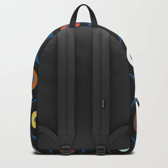 VINYL blue Backpack