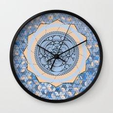 Cubandala Wall Clock