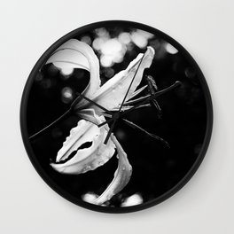 Stargazing Wall Clock