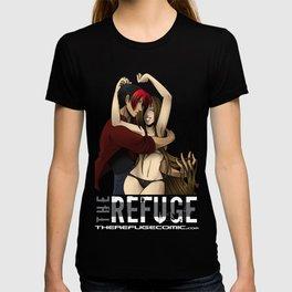 The Refuge - Cave Dwellers T-shirt