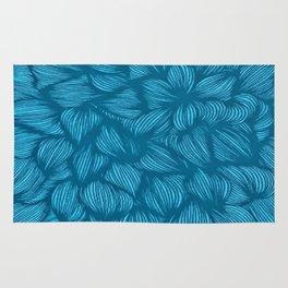 Blue Ties Rug
