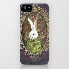 Monsieur Jean Lapin iPhone Case