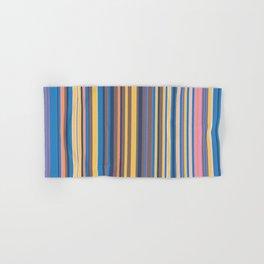 Stripe obsession color mode #6 Hand & Bath Towel