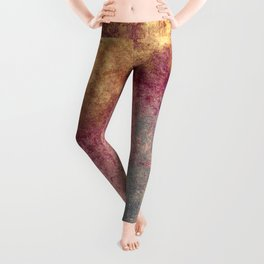Abstract XIX Leggings