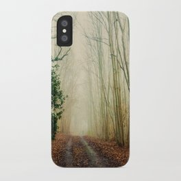 GHOST PATH iPhone Case