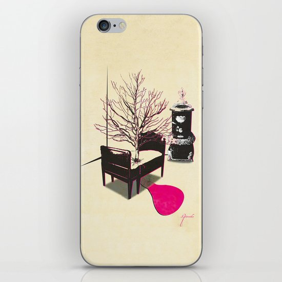 No rest for the restless... iPhone & iPod Skin