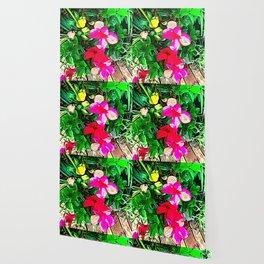 Flower Codes of Revelation Wallpaper
