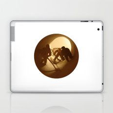 Ice hockey (Hockey sur glace) Laptop & iPad Skin