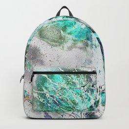 Space mushroom Backpack