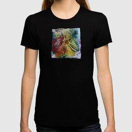 Bird Flower - JUSTART © T-shirt