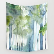 New Growth Wall Tapestry