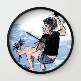 Olas Wall Clock