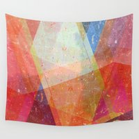 prism Wall Tapestries featuring Prism by Zeke Tucker