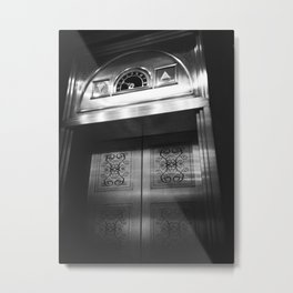 You've Reached The Twilight Zone Metal Print