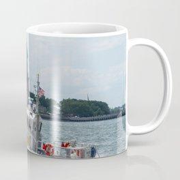 Coast Guard and Liberty Coffee Mug
