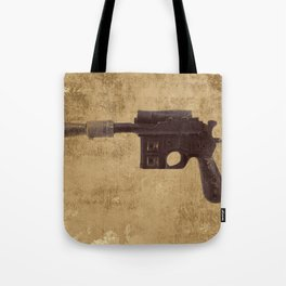 Han Pistol - Blaster Tote Bag