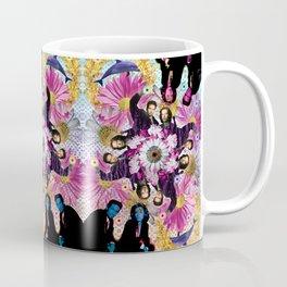 alien hunters from the flower planet Coffee Mug