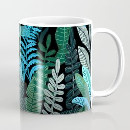 Eve's Paradise Tropical Garden Coffee Mug