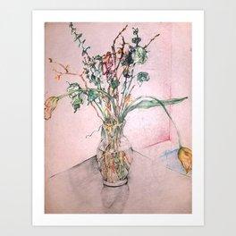 Centerpiece Art Print