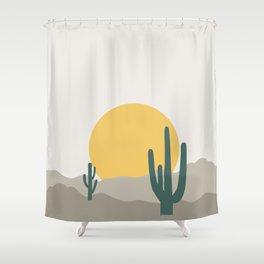 Desert Dreamin' Shower Curtain