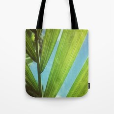 Tropical Outlook Tote Bag