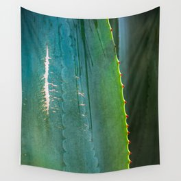 Scarred Succulent Wall Tapestry