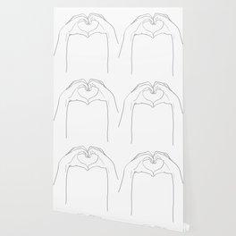 cœur Wallpaper