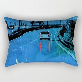 Nightscape 03 Rectangular Pillow