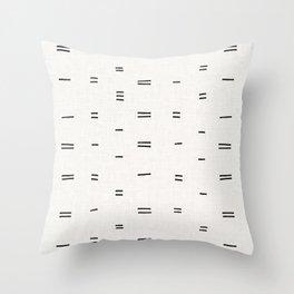 HAMMAH MUDCLOTH Throw Pillow