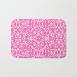 Pink Haring Bath Mat