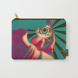 STARING BACK AT ME Carry-All Pouch