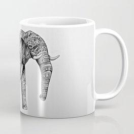 Tribal Elephant Coffee Mug