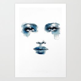 """Chance"" Art Print"