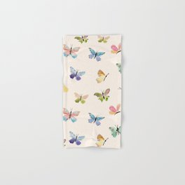 Beautiful Butterflies Hand & Bath Towel