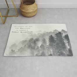 """Forest Wilderness"" Rug"