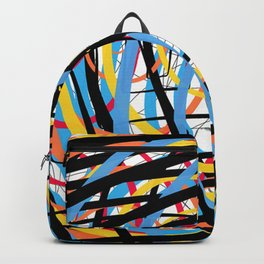 Time and Space Backpack