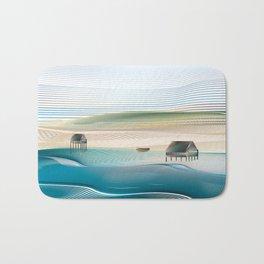 Beach 2 Bath Mat