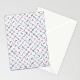 Like Bike Pattern Stationery Cards
