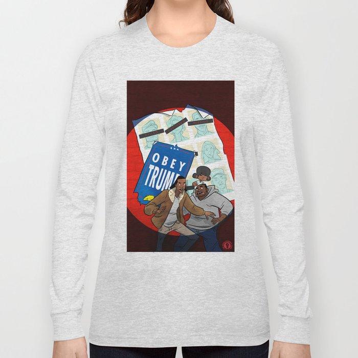 Days Of Future Trump Long Sleeve T-shirt