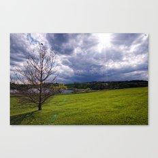 Under an Open Sky Canvas Print