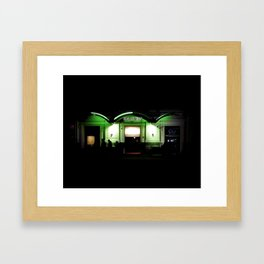 LONDON_2 Framed Art Print