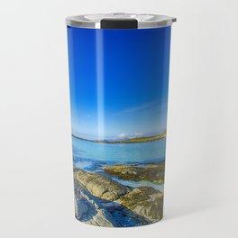 Sanna Bay 2 Ardnamurchan Peninsula Travel Mug