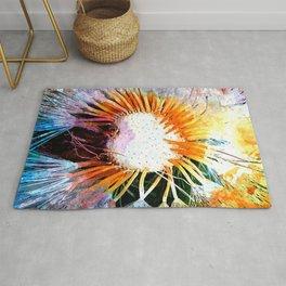 Dandelion Colored Rug