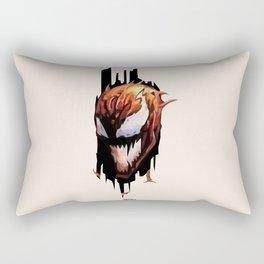 Here's Carnage Rectangular Pillow