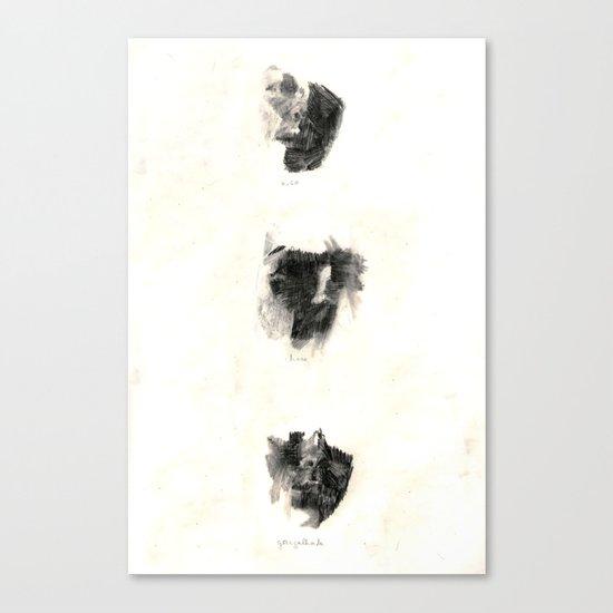 Laugh, Cry, Lol Canvas Print