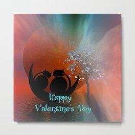 Valentine's Day -2- Metal Print