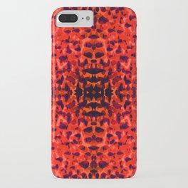 Red Petals iPhone Case